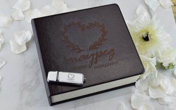8Gb USB & Book Style Gift Box