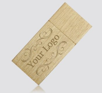 Wooden Block USB Flash Drives