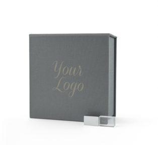 Classic Elegant Box Crystal USB