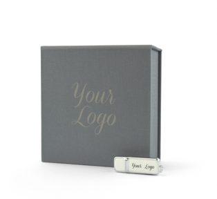 Classic Elegant Gift Box White Hermes