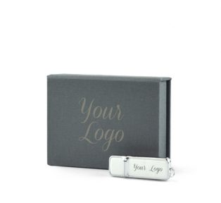 Small Elegant Gift Box White Hermes
